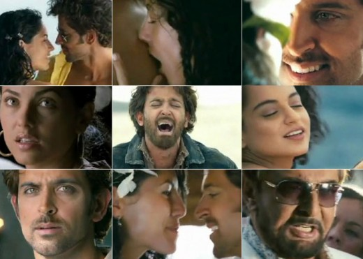 One of the most eagerly awaited films of the year is the Hrithik Roshan-Barbara Mori starrer Kites. Here are some exclusive snippets from the movie.