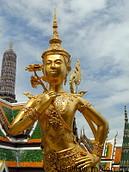 Bangkok, the capital city of Thailand
