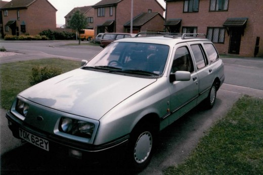 Family car - circa 1988 my 2L Ghia, wish I had gotten this one as a new car