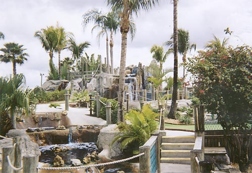 Coral Cay Miniature Golf