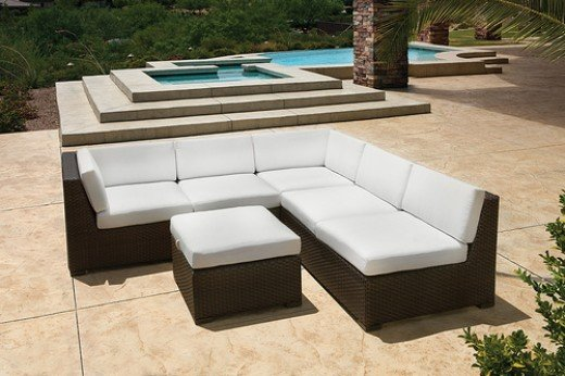 Fancy Outdoor Furniture