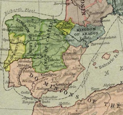 'Spain' 1190