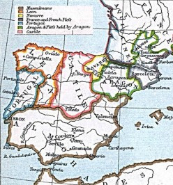 map recreation spain sylvania ages area middle