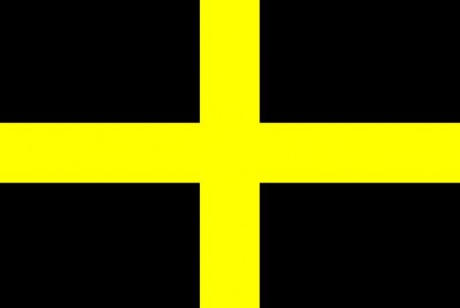 Public Domain Image courtesy of WikiPedia.org at http://en.wikipedia.org/wiki/File:Flag_of_Saint_David.svg