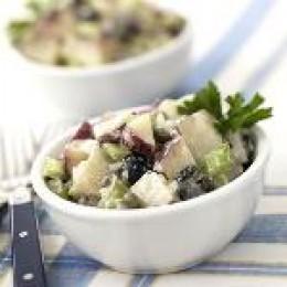 The Best Potato Salad Ever.