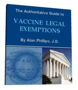 Now with New information about Vaccine Child-Custody Disputes, Employer-Required Vaccines, Military Exemptions, Immigration Waivers, International Travel, and rights in Emergencies--local outbreaks to international pandemics!