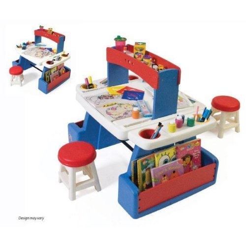 Toddler activity table - toddler play table