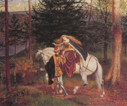 The painting by Walter Crane
