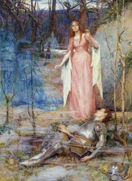 The painting by Henry Maynell Rheam