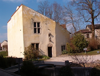 Joan of Arc's birthplace, now a mueum