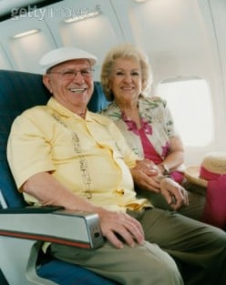 Ways for Seniors to Get the Cheapest Plane Tickets