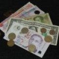 money  from Singapore, China, etc.