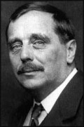 Herbert George Wells (1866-1946) British author