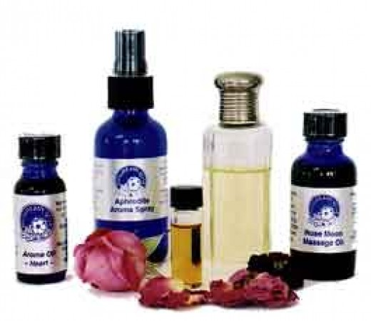 Aroma means fragrance and therapy means treatment.