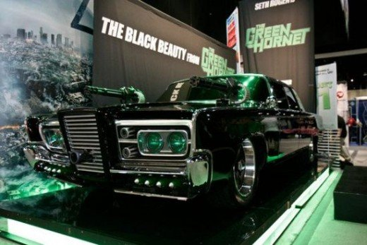 The Green Hornet Movie Trailer shows promising remake of classic