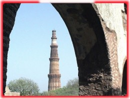 Qutub Minar, 11th Century, New Delhi