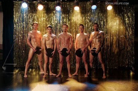 Doing the full monty?