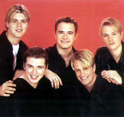 Young Westlife