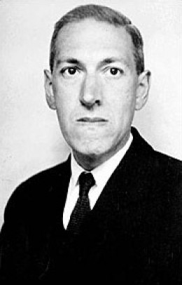 Howard Phillips Lovecraft(1890-1937) American author of horror, fantasy, and science fiction