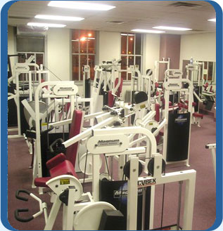 Typical Fitness Club ctsy Downtown Fitness
