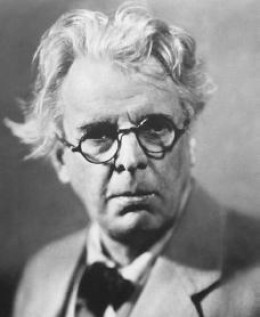 William Butler Yeats - photo credit: notablebiographies.com