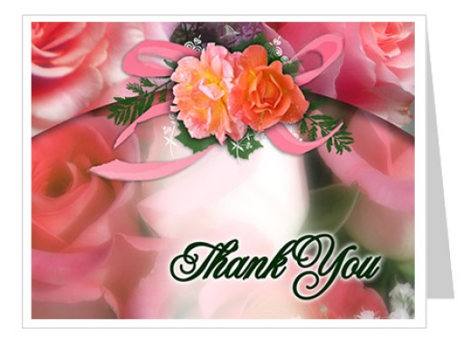 Beautiful Thank You Cards Gorgeous Of Beautiful Thank You Card Photo