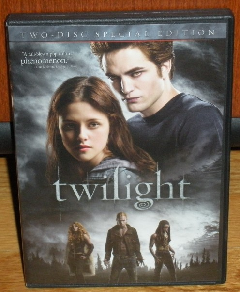 The Twilight DVD - Special Edition