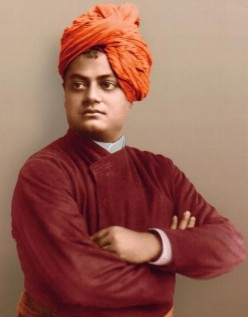 Love for fellowmen - a true story about Swami Vivekananda