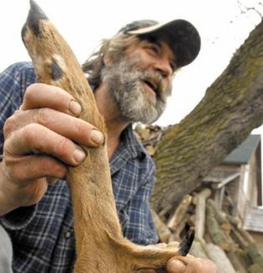"""7-Legged Deer:  """"It was tasty"""""""