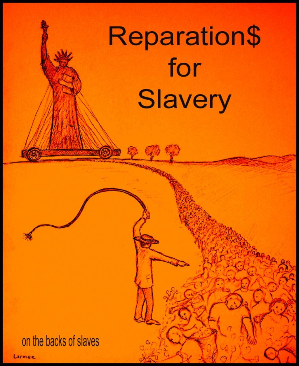 the issues of slave reparations Extracted from a paper titled the ethics of reparations: engaging the holocaust of enslavement, at  in consideration of the issue of reparations as essentially and foremost an ethical issue, it must  of course, the apology can't be for slave trade, or simply slavery it must be an apology for committing holocaust moreover, the.