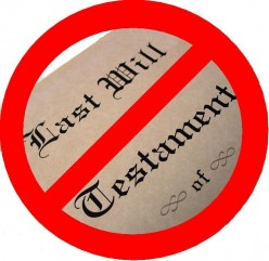 Best Last Will And Testament Information Probate And Intestate, What will happen if I don't make a will? Don't Say No!