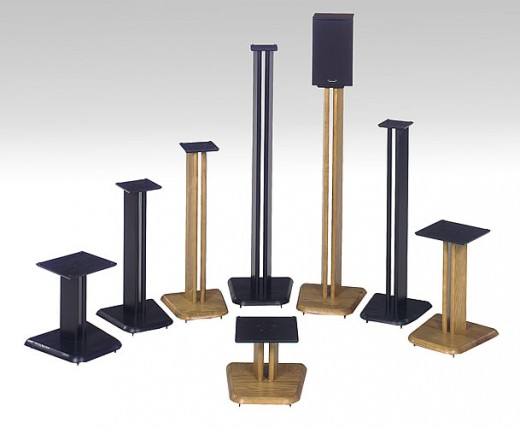 Download Wood Technology Speaker Stands PDF wood swing plans ...