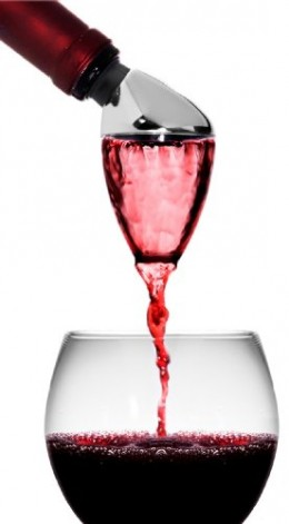 Metrokane Rabbit Bottle-top Wine Aerator