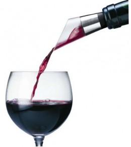 Menu Vignon wine aerator pourer