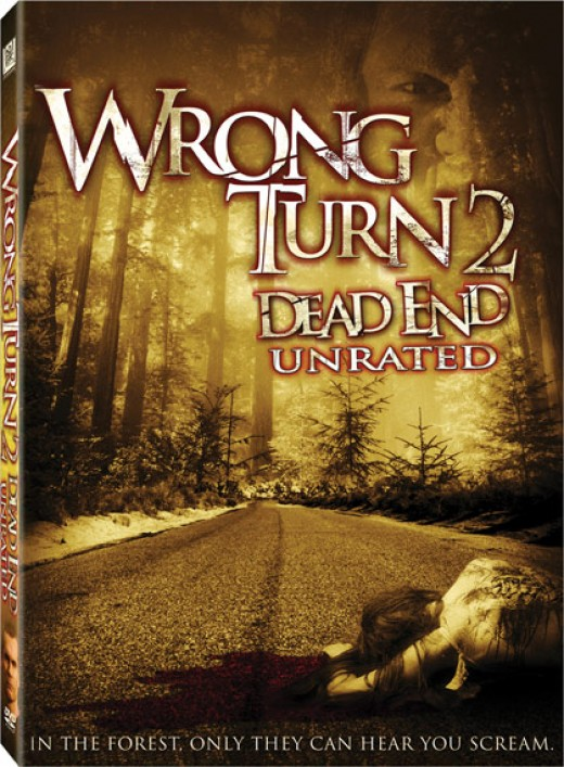 wrong turn 2. Wrong Turn 2