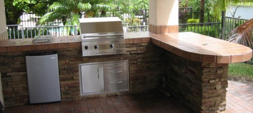 Build Outdoor Barbecue Grill Build a Outdoor Barbecue Grill