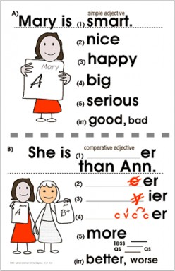 Adjectives - Let's play a fun learning game!