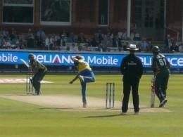 Final match of T20 world cup 2009 between Pakistan & Sri Lanka