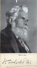 Henry Havelock Ellis (1859-1939) British sexologist, physician, and social reformer