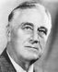 Franklin Delano Roosevelt (1882-1945) 32nd President of the United States