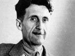 George Orwell (1903-1950) nom de plume of Eric Arthur Blair,English novelist and journalist