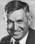 "William Penn Adair ""Will"" Rogers (1879-1935) Cherokee cowboy, comedian, humorist, social commentator, vaudeville performer and actor"