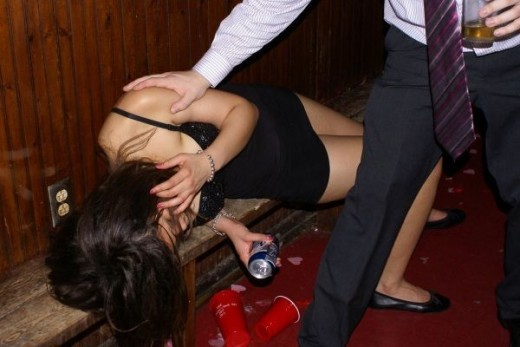 dating a guy who drinks too much