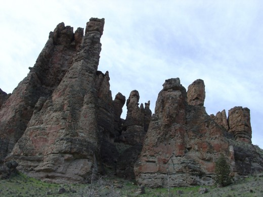 Courtesy NPS - Cliffs of the Palisades