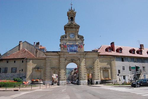 Gate to Pontarlier