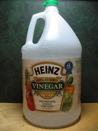 Vinegar - Part of a Healthy Herbal Douche