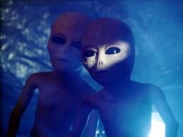 Here's a popular alien 'look'