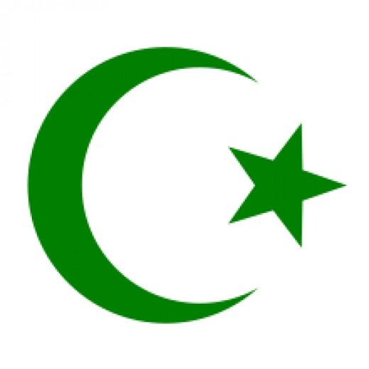Islam religion symbols