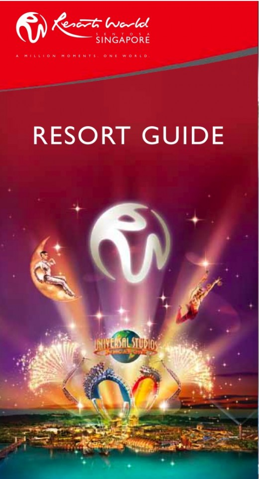 Resorts World Sentosa (RWS) Resort Guide