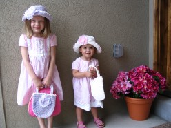 Children Love Easter